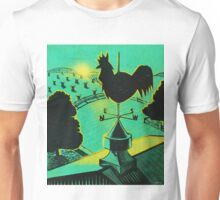 First Light On The Farm Unisex T-Shirt