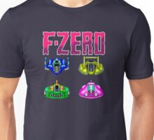 F-ZERO - SUPER NINTENDO Unisex T-Shirt