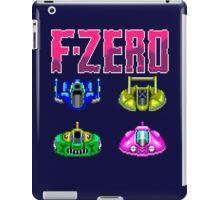 F-ZERO - SUPER NINTENDO iPad Case/Skin