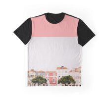 Travel to Lisbon Graphic T-Shirt