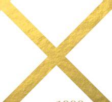 tri delta tridents Sticker