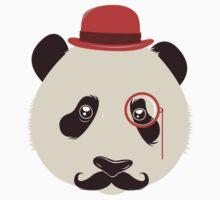 Reginald Pandafield III Baby Tee