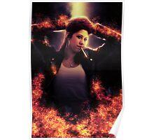 Hot Smoke Poster