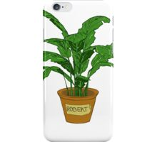 Robert PLANT iPhone Case/Skin