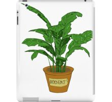 Robert PLANT iPad Case/Skin