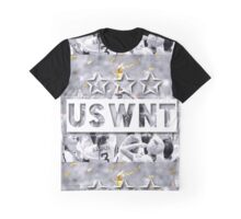 USWNT - 3 Stars (World Cup) Graphic T-Shirt