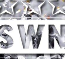 USWNT - 3 Stars (World Cup) Sticker