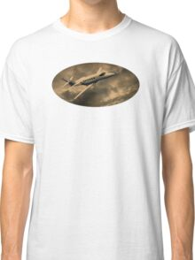 Jet Through The Clouds  Classic T-Shirt