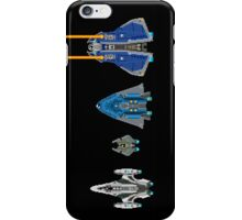 Elite Pixel Ships iPhone Case/Skin