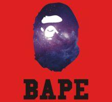 Bape Galaxy One Piece - Short Sleeve