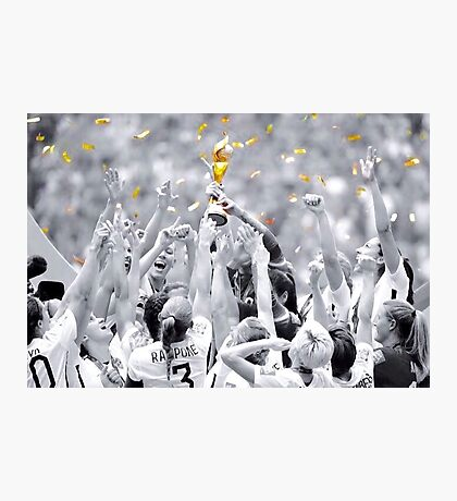 World Champions Photographic Print