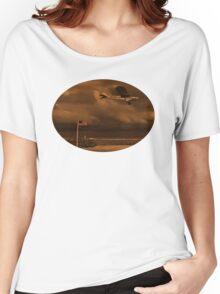 Good Night Wildwood Beach Women's Relaxed Fit T-Shirt