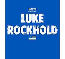 Luke Rockhold Photographic Print
