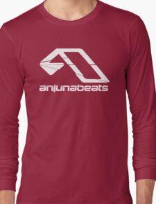 Cracked Anjunabeats new Long Sleeve T-Shirt
