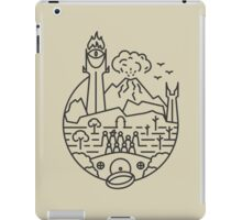 The LOTR iPad Case/Skin