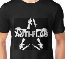 anti flag star Unisex T-Shirt