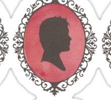 Sam Winchester Cameo Sticker