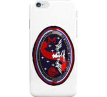 ISS Houston Support Group Logo iPhone Case/Skin