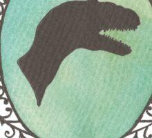 Raptor Cameo Sticker