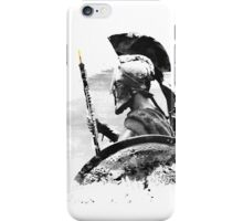 oboe warrior iPhone Case/Skin