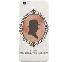 Indiana Jones Cameo iPhone Case/Skin
