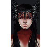 warrior.  Photographic Print