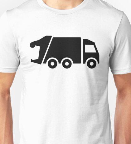 Garbage car Unisex T-Shirt