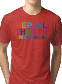 Repeal The 8th - Ireland Tri-blend T-Shirt