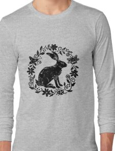 Rabbit Bloom Long Sleeve T-Shirt