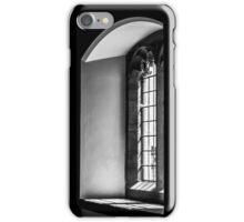 English Church Windows iPhone Case/Skin