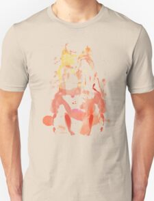 watercolor foxy 2 T-Shirt