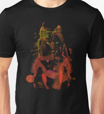 watercolor foxy 2 T-Shirt