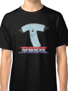 Water-T and The Rise of the Numbericons Classic T-Shirt