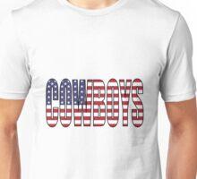 Cowboys Unisex T-Shirt