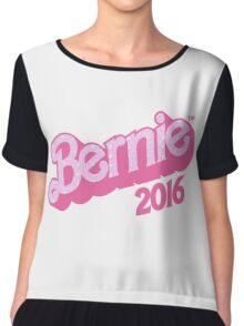 Barbie Sanders Chiffon Top