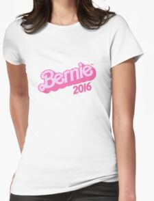 Barbie Sanders Womens Fitted T-Shirt
