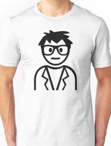 Nerd geek Unisex T-Shirt