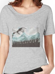 There and Back Again Women's Relaxed Fit T-Shirt