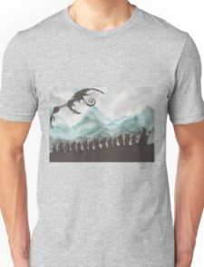 There and Back Again Unisex T-Shirt