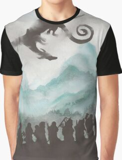 There and Back Again Graphic T-Shirt