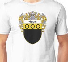 Hogan Coat of Arms/Family Crest Unisex T-Shirt