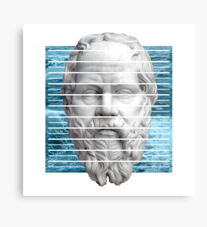 Homer Metal Print