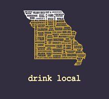 Drink Local - Missouri Beer Shirt Unisex T-Shirt