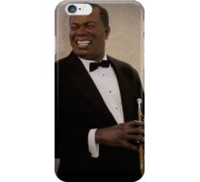 Louis Armstrong iPhone Case/Skin