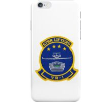 VR-1 Starlifters iPhone Case/Skin