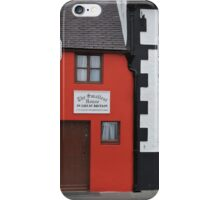 Smallest House in Great Britain iPhone Case/Skin