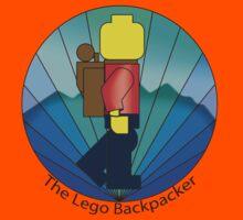 The Lego Backpacker Kids Tee