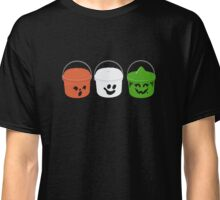 Happy Meal in Straight Line Classic T-Shirt