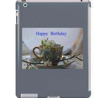 Happy Birthday Margaret....... iPad Case/Skin
