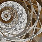 Steiner Scaffolding III by Ross Hilbert